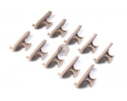 Mid-Cap Magazine Handle (10pcs) (Sand) - For Socom Gear Troy Magazine