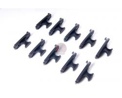 G&P MID-CAP MAGAZINE HANDLE (10PCS) (BLACK) - FOR SOCOMEAR TROY MAGAZINE
